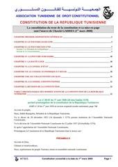 texte de la constitution de 1959 consolidee version francaise