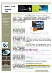 newsletter numero 2 la villa des fl