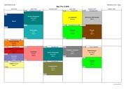 emploi du temps bac pro sen 3 semaine du 12 mars