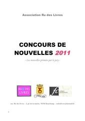 recueil nouvelles 2011