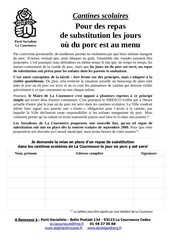 petition halal ps