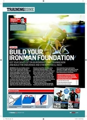 build ironman foundation