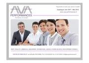 Fichier PDF 2012 catalogue ava performances