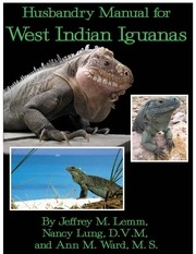 wi iguana husbandry manual complete