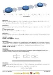 Fichier PDF serie d exercices de n 1 informatique bac sciences exp 2010 2011 mr ayadi