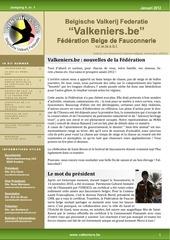 bulletin jan 2012