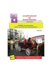 le petit journal du grand planoise n 7 mars 2012 planoise avenir