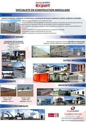 Fichier PDF presentation export marruecos