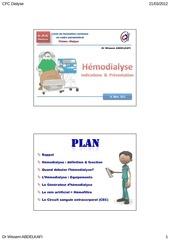 4 hemodialyse indications et presentation dr wissem
