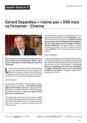 gerard depardieu n aime pas dsk mais va l incarner cinema