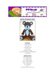 mon ourson edo