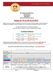 Fichier PDF stage paques 2012 1