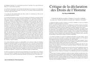vaneigem critique des droits de l homme