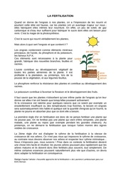 Fichier PDF la fertilisation