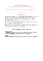 luttes du fdg a montreuil 93