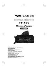 manuel ft 450