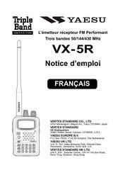 manuel vx 5r