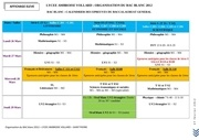 Fichier PDF organisation bac blanc 2012 affichage eleves et familles
