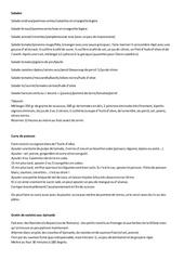 Fichier PDF recettes