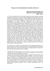 d decentralisation territoriale 1 1