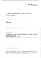 Fichier PDF violences politiques della porta