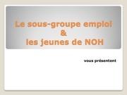 job info noh 1