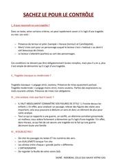 Fichier PDF francais