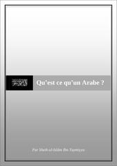 qu est ce qu un arabe