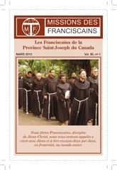 revue missions des franciscains mars 2012