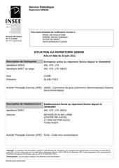 Fichier PDF sirene alain larbi