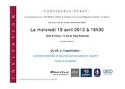 dfcg invitation conference 18 avril