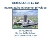 semiologie cardiaque l2s2 pdf