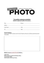 Fichier PDF pa gratuites