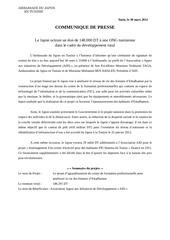Fichier PDF plugin communique de presse