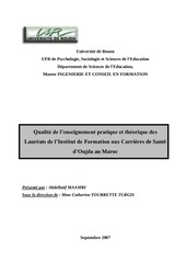 enseignement qualite ifcs oujda