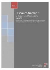 Fichier PDF le discours narratif