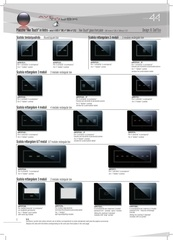Fichier PDF nouveaute plaques avec touche