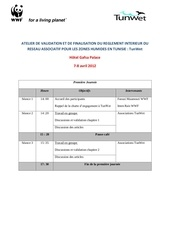 programme atelier de travail gafsa 2012 1