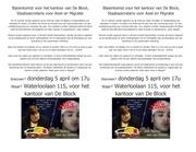 tract en neerlandais