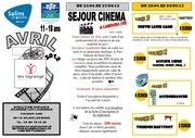 programme avril 2012