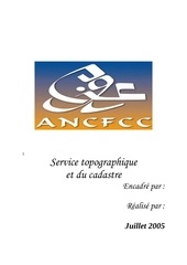 Fichier PDF rapport stage