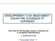ues18 essais cliniques
