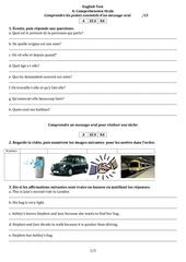 evaluation recap competences 4 mars