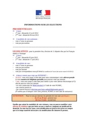 info elections