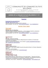 Fichier PDF agenda de la semaine en pays bellemois n 119