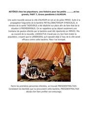 Fichier PDF astErix part 7 avec image