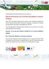 Fichier PDF invitation tout public