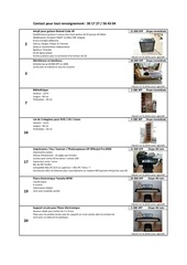 Fichier PDF liste a vendre 13 avril 2012