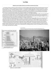 Fichier PDF fiche chine