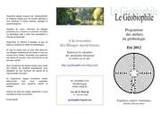 plaquette geobio 1 2